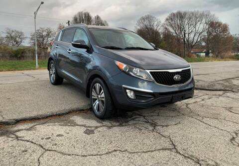 2014 Kia Sportage for sale at InstaCar LLC in Independence MO