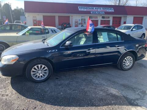 2006 Buick Lucerne for sale at Advantage Auto Sales in Johnstown PA