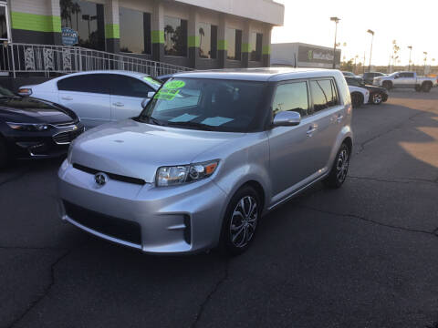 2012 Scion xB for sale at Ideal Cars Broadway in Mesa AZ