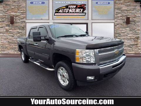 2011 Chevrolet Silverado 1500 for sale at Your Auto Source in York PA