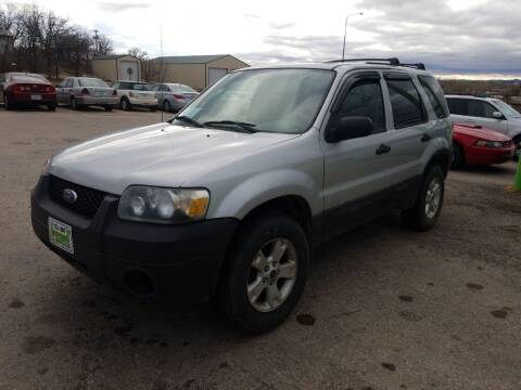 2006 Ford Escape for sale at Independent Auto in Belle Fourche SD