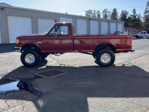 1988 Ford F-350 Super Duty for sale at Classic Car Deals in Cadillac MI