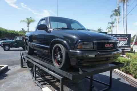 1997 GMC Sonoma for sale at Dream Machines USA in Lantana FL