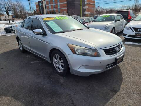 2009 Honda Accord for sale at Costas Auto Gallery in Rahway NJ