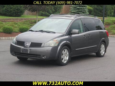 2004 Nissan Quest for sale at Absolute Auto Solutions in Hamilton NJ
