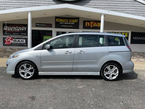 2008 Mazda MAZDA5 for sale at Stans Auto Sales in Wayland MI