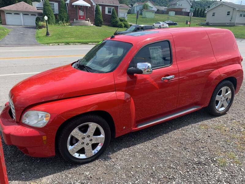 2007 Chevrolet HHR for sale at Trocci's Auto Sales in West Pittsburg PA