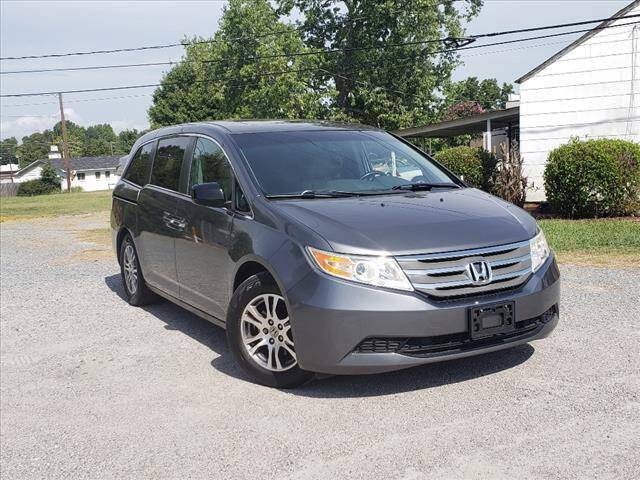 2011 Honda Odyssey for sale at Auto Mart in Kannapolis NC