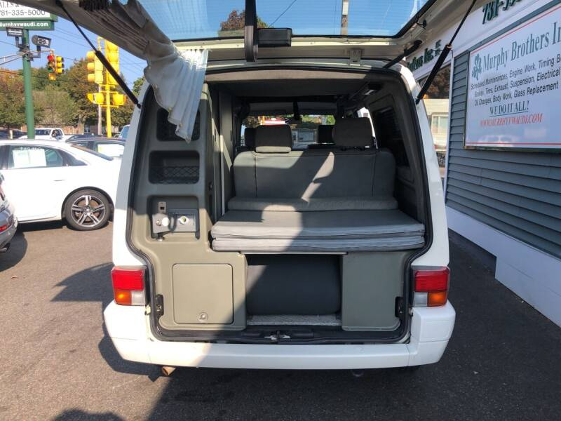 1995 Volkswagen EuroVan 3dr Campmobile Mini-Van - North Weymouth MA
