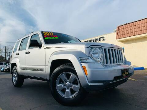 2011 Jeep Liberty for sale at Alpha AutoSports in Roseville CA