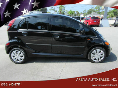 2012 Mitsubishi i-MiEV for sale at ARENA AUTO SALES,  INC. in Holly Hill FL