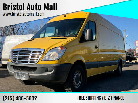 2013 Freightliner Sprinter Cargo for sale at Bristol Auto Mall in Levittown PA
