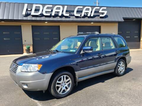 2006 Subaru Forester for sale at I-Deal Cars in Harrisburg PA