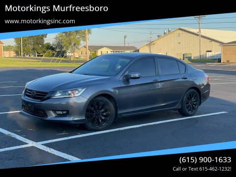 2014 Honda Accord for sale at Motorkings Murfreesboro in Murfreesboro TN