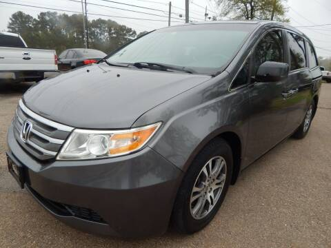 2011 Honda Odyssey for sale at Medford Motors Inc. in Magnolia TX
