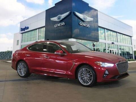 2020 Genesis G70 for sale at Terry Lee Hyundai in Noblesville IN