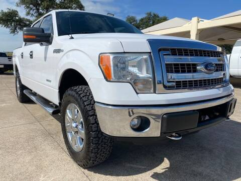 2014 Ford F-150 for sale at Thornhill Motor Company in Hudson Oaks, TX
