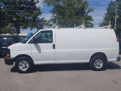 2011 Chevrolet Express Cargo for sale at Econo Auto Sales Inc in Raleigh NC