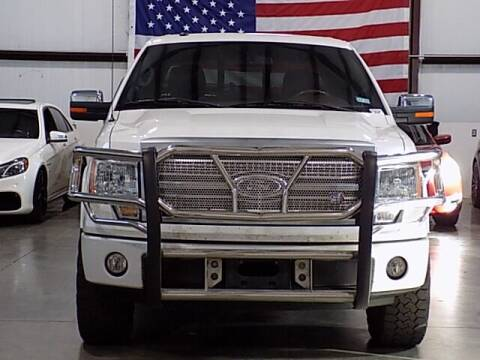 2010 Ford F-150 for sale at Texas Motor Sport in Houston TX