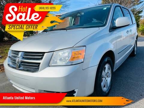 2010 Dodge Grand Caravan for sale at Atlanta United Motors in Buford GA