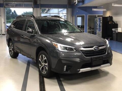 2021 Subaru Outback for sale at Simply Better Auto in Troy NY
