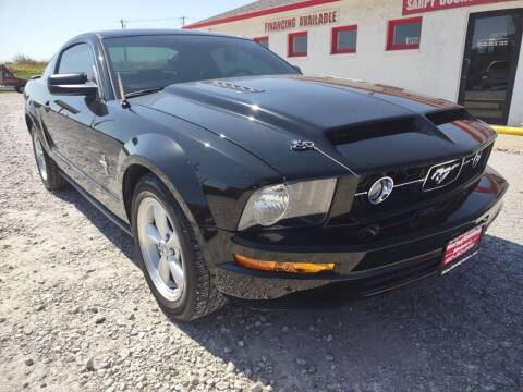 2007 Ford Mustang for sale at Sarpy County Motors in Springfield NE