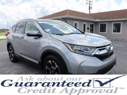 2017 Honda CR-V for sale at Universal Auto Sales in Plant City FL