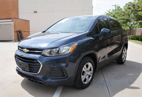 2018 Chevrolet Trax for sale at International Auto Sales in Garland TX