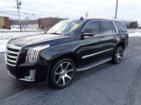 2016 Cadillac Escalade for sale at Rt. 73 AutoMall in Palmyra NJ