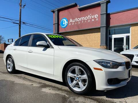 2015 BMW 3 Series for sale at Automotive Solutions in Louisville KY