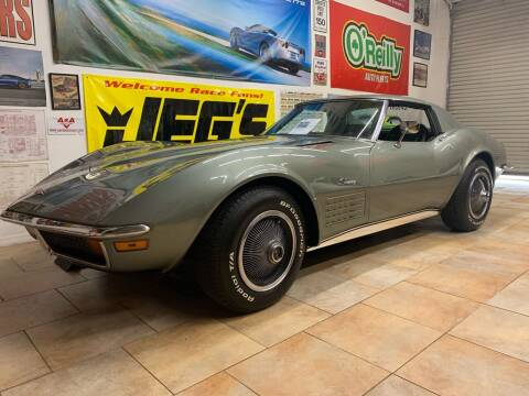 1972 Chevrolet Corvette for sale at A & A Classic Cars in Pinellas Park FL