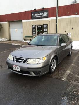 2004 Saab 9-5 for sale at Specialty Auto Wholesalers Inc in Eden Prairie MN