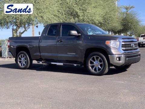 2015 Toyota Tundra for sale at Sands Chevrolet in Surprise AZ