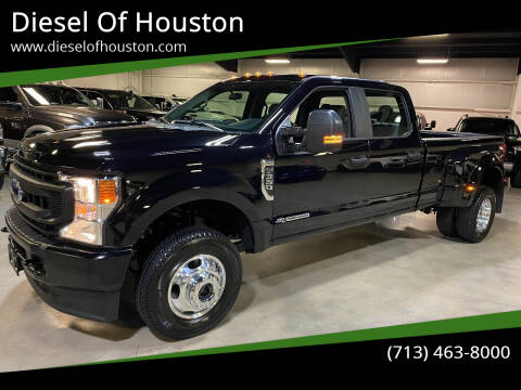 2020 Ford F-350 Super Duty for sale at Diesel Of Houston in Houston TX