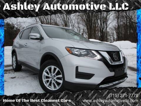 2017 Nissan Rogue for sale at Ashley Automotive LLC in Altoona WI