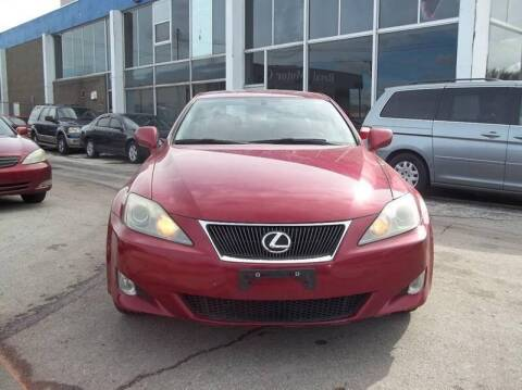 2007 Lexus IS 250 for sale at Royal Motors - 33 S. Byrne Rd Lot in Toledo OH