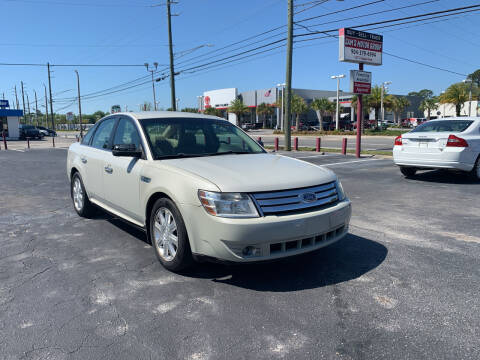 2008 Ford Taurus for sale at Sam's Motor Group in Jacksonville FL