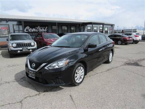 2018 Nissan Sentra for sale at Central Auto in South Salt Lake UT