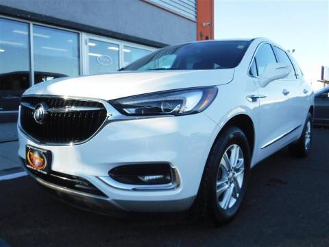 2020 Buick Enclave for sale at Torgerson Auto Center in Bismarck ND