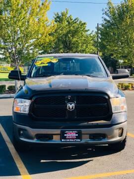 2013 RAM Ram Pickup 1500 for sale at Mike's Auto Sales of Yakima in Yakima WA