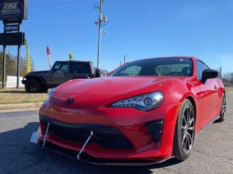 2017 Toyota 86 for sale at J T Auto Group in Sanford NC