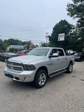 2014 RAM Ram Pickup 1500 for sale at NEWFOUND MOTORS INC in Seabrook NH