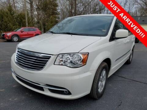 2013 Chrysler Town and Country for sale at Impex Auto Sales in Greensboro NC