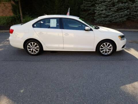2014 Volkswagen Jetta for sale at Lehigh Valley Autoplex, Inc. in Bethlehem PA