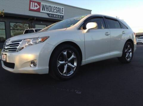 2011 Toyota Venza for sale at Wholesale Direct in Wilmington NC