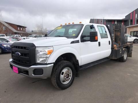 2015 Ford F-350 Super Duty for sale at Snyder Motors Inc in Bozeman MT