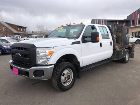 2015 Ford F-350 Super Duty for sale at Snyder Motors Inc in Bozeman MT