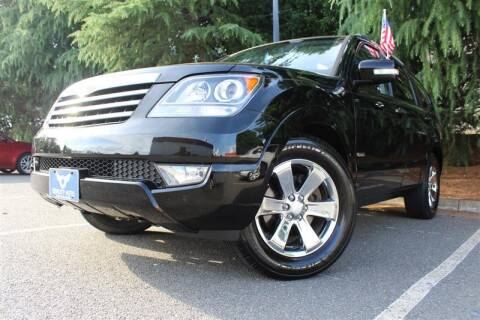 2009 Kia Borrego for sale at Quality Auto in Manassas VA