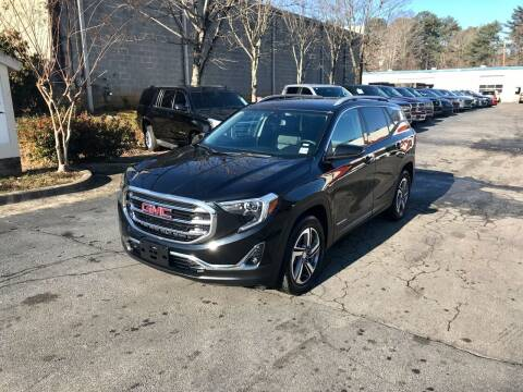 2020 GMC Terrain for sale at Five Brothers Auto Sales in Roswell GA