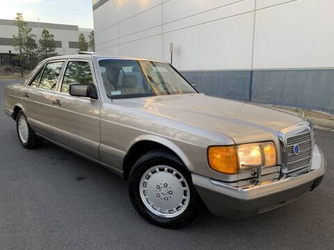 1991 Mercedes-Benz 300-Class for sale at PM Auto Group LLC in Chantilly VA